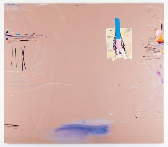 Alex Ruthner Milky 2014 - painting - modernism_is_crap | ello