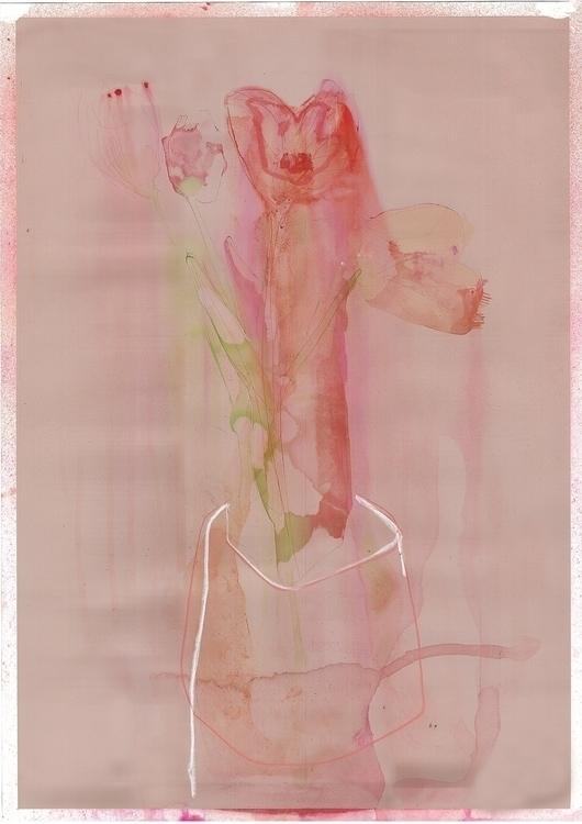 Dying Tulips 2 - robphillipswork | ello