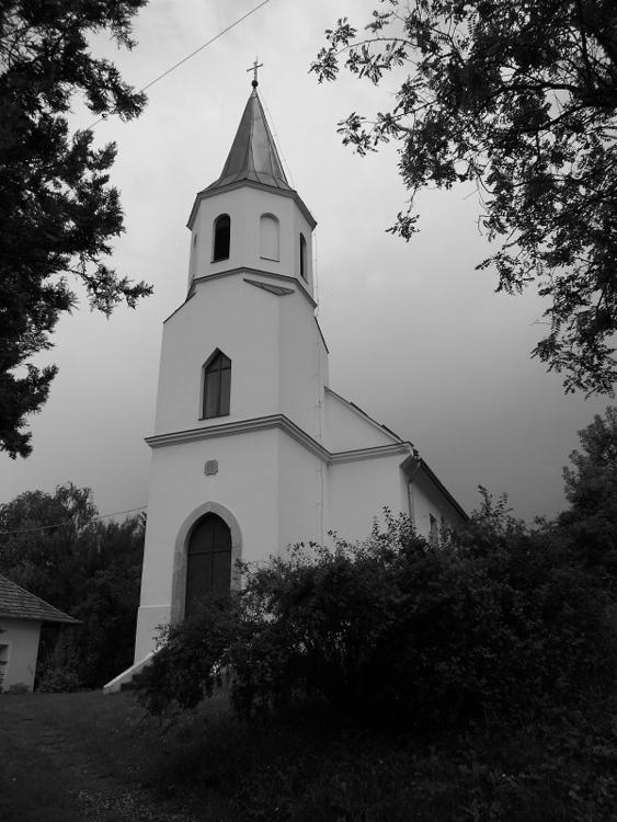 Evangélikus templom (Csabdi - latnivalo - turabazis | ello