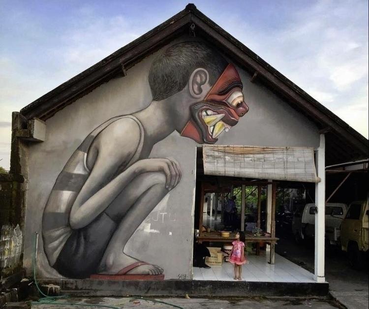 Artist: Seth Globe Painter Loca - streetartunitedstates | ello