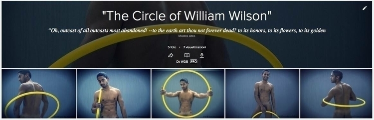 Circle William Wilson Portfolio - williamdavidebrio | ello