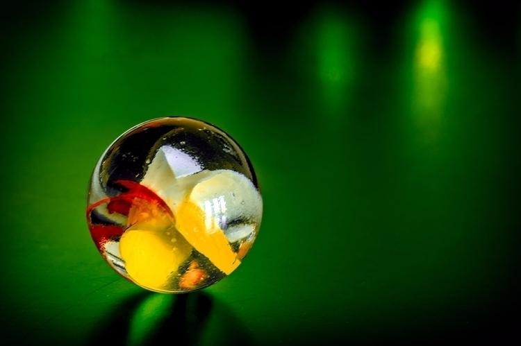 Envy - marbles, macro, photography - doc | ello
