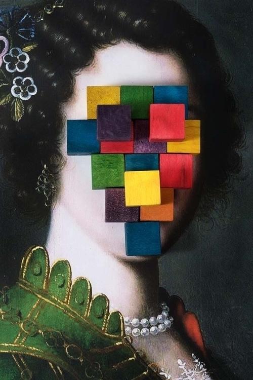 Pixelated - pixels, odd - zeren | ello