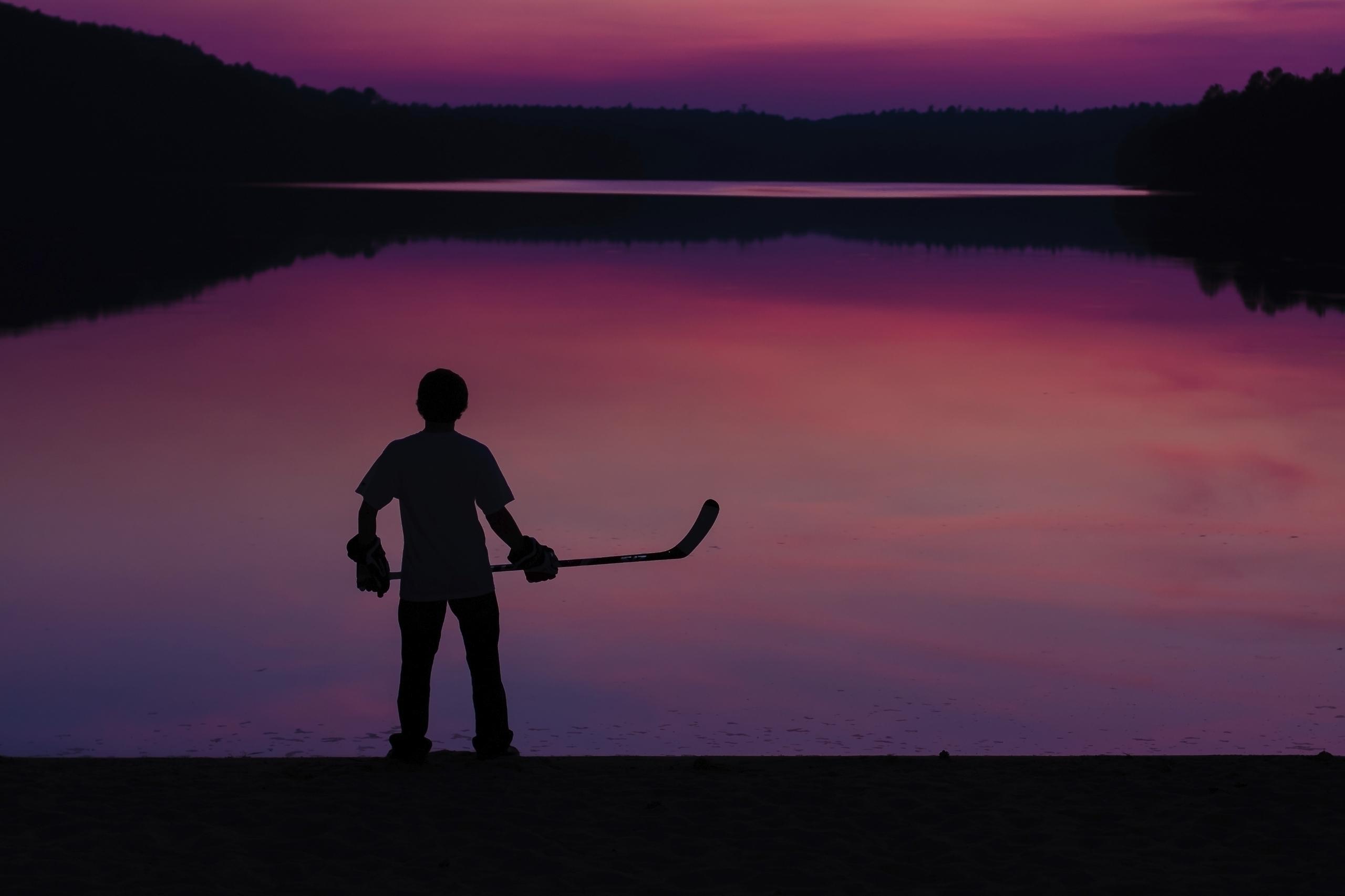 Longing Freeze - photography,, hockey, - warogers | ello