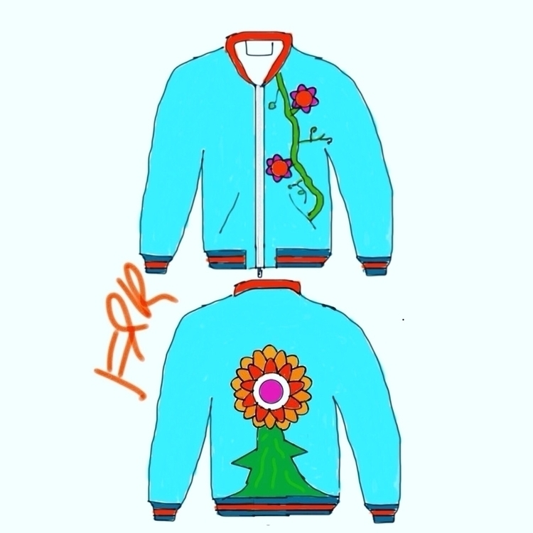 Souvenir Jacket - design, creative - friasjournal | ello
