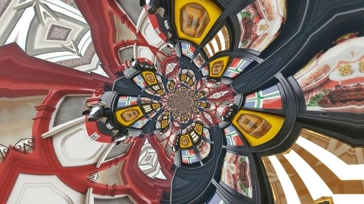 Cheese shop  - Digital, Art - tzikitina | ello