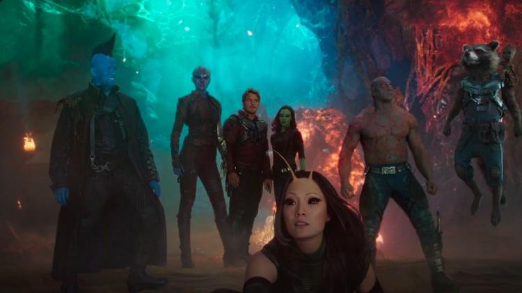 Explosive Guardians Galaxy Vol - bonniegrrl | ello