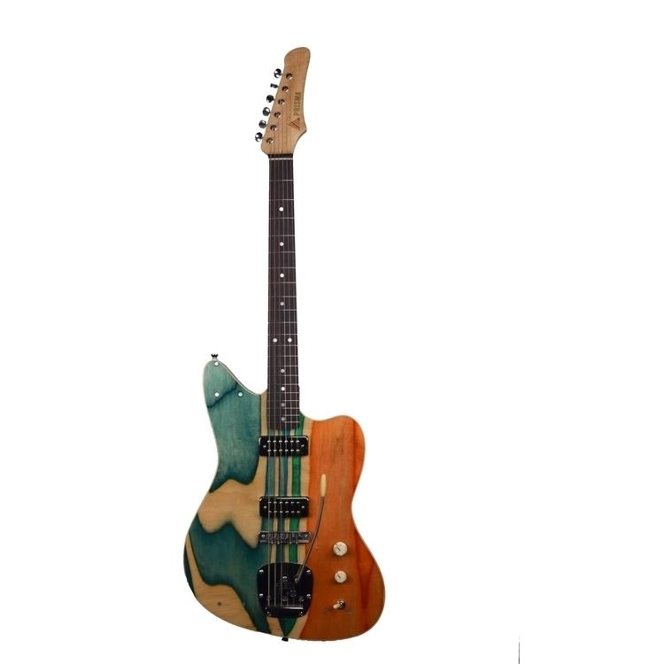 guitar, recycled, skateboard - ukimalefu | ello
