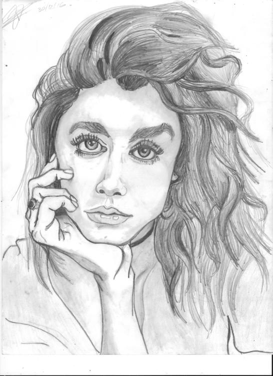 Drawing - daniuxhg | ello