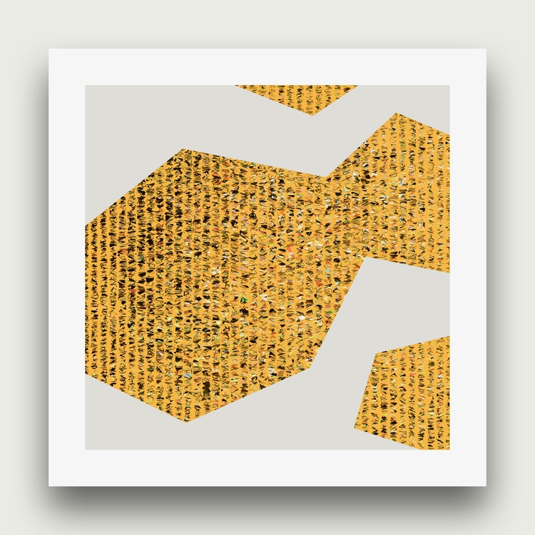 Cellular - abstract, print, decor - caldean | ello