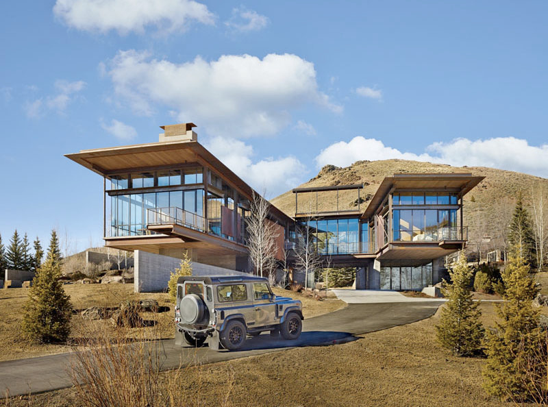 Bigwood / Olson Kundig - architecture - red_wolf | ello