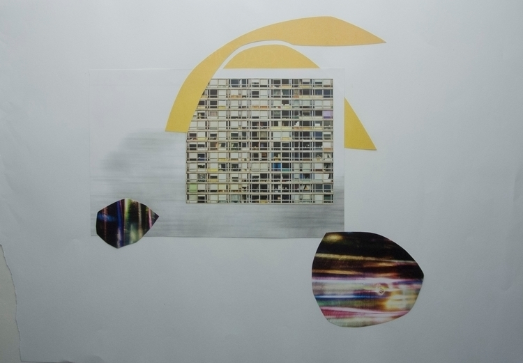 Estate, Collage - art, abstract - wrjenkinson | ello
