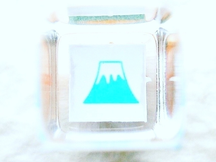 Mt.Fuji Japan - japan, stamp, mountfuji - futoshijapanese | ello