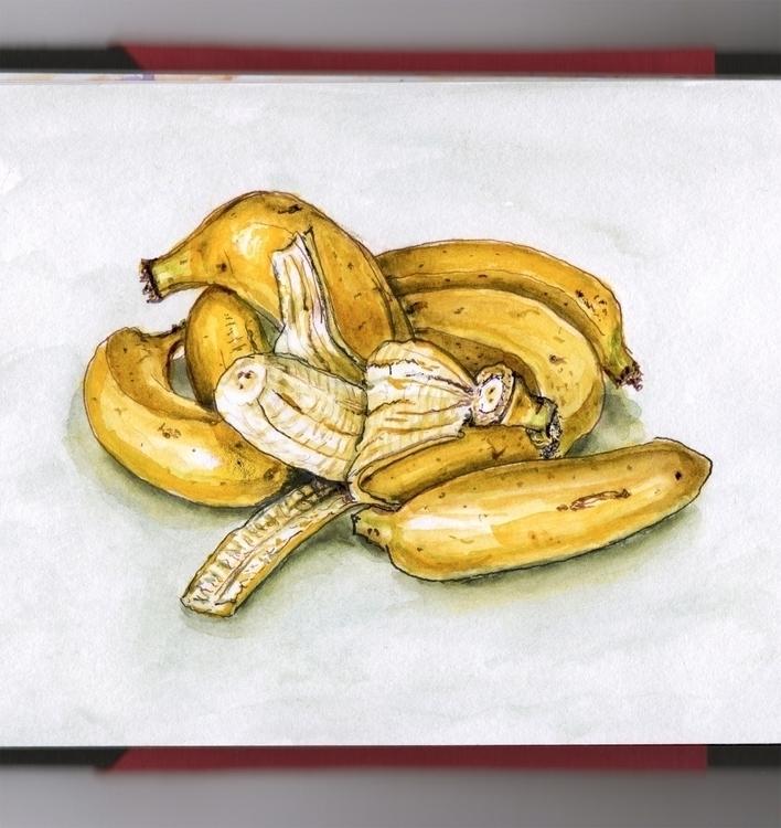Banana Berries (Bananas Berries - doodlewash | ello