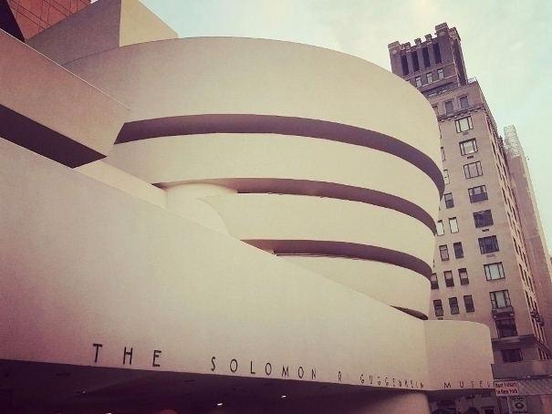 Guggenheim museum: architecture - tourising | ello