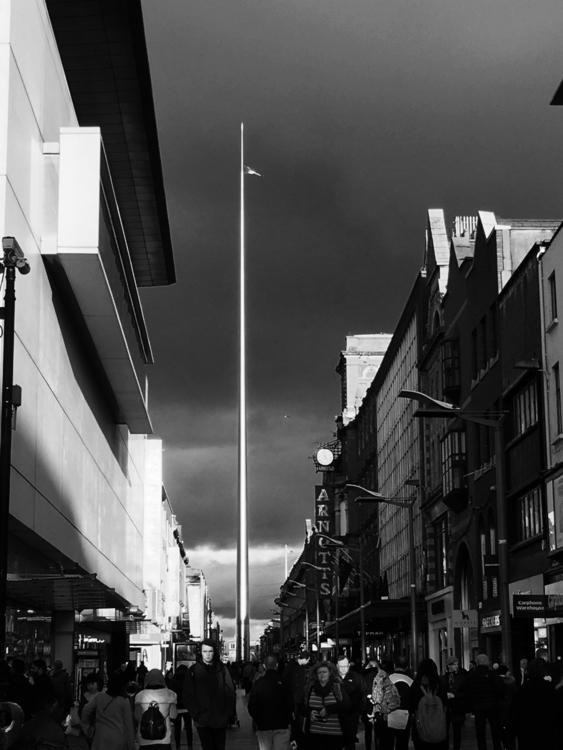 Spirit material world - Dublin - litluiz | ello