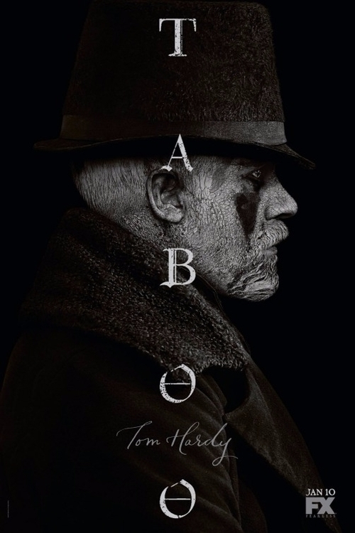 TV Series Review: Taboo - alexandroskyriazis | ello