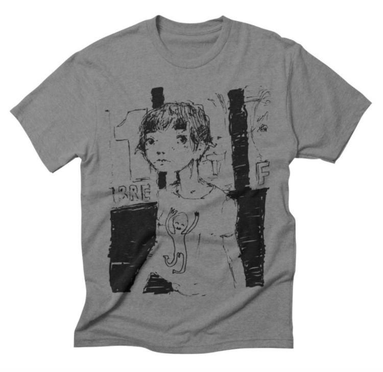 collection - Post Rock - tshirt - diegogabriele | ello