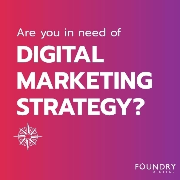 direction - digital, marketing, strategy - foundry | ello