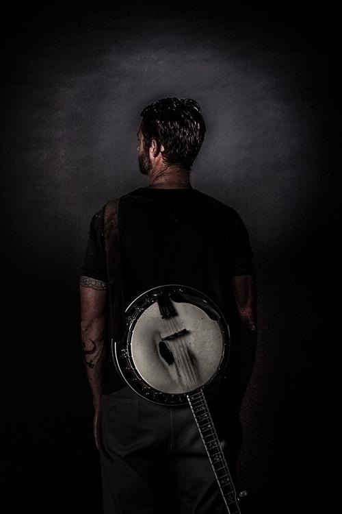 Grunge banjo - musician - canuckinoz | ello