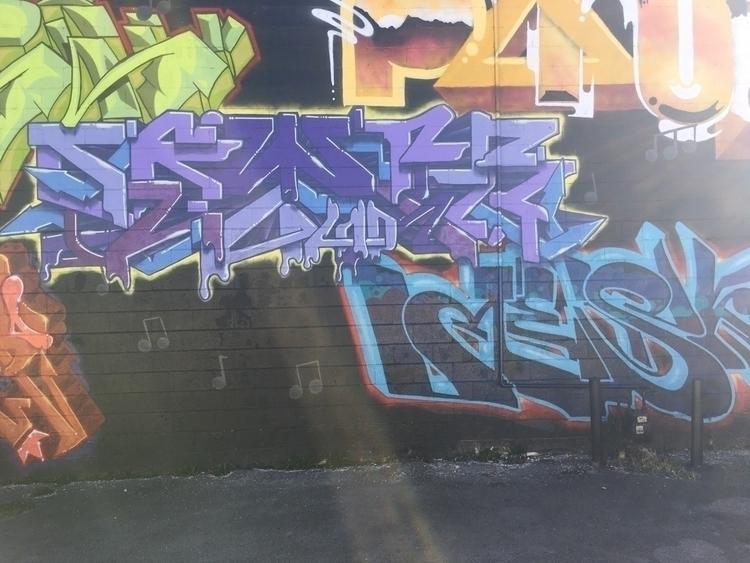 graffiti North Knoxville, 3/2/2 - fidelcastr8 | ello