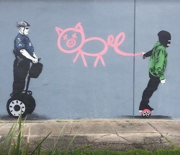 Artist: iHeart Location: Los An - streetartunitedstates | ello