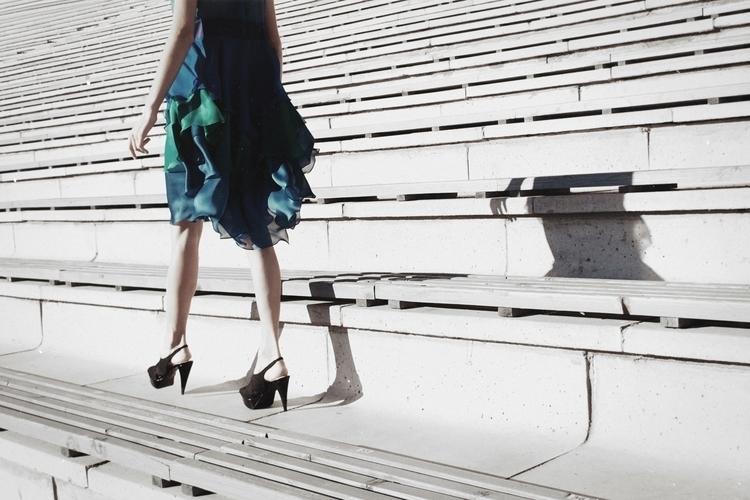 Legs work - linaswashere | ello