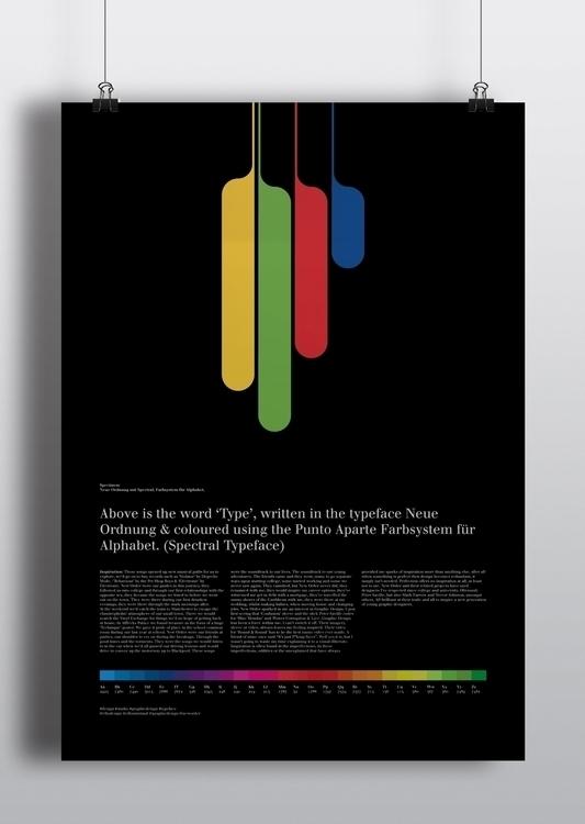 Neue Ordnung + Spectral 2 Typef - puntoaparte | ello