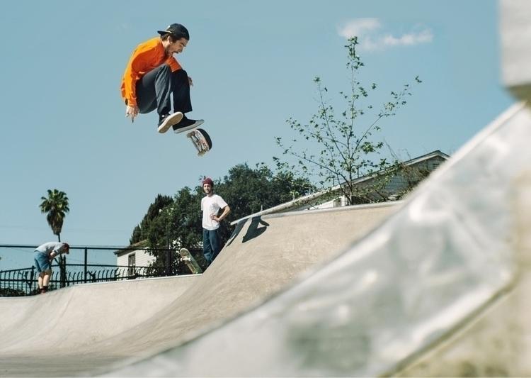 Heroin Skateboards rider, Adria - patsison | ello
