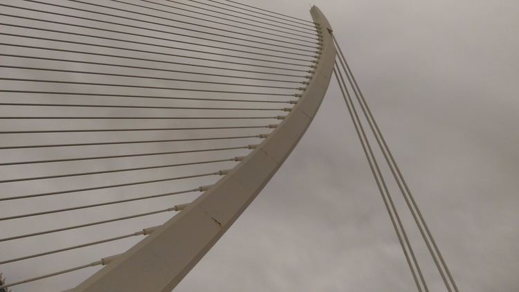 suspension bridge city arts sci - mongpalatino | ello
