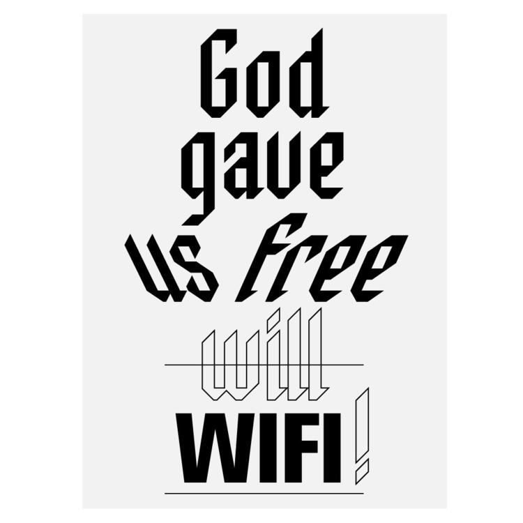 God gave free - weidemuller | ello