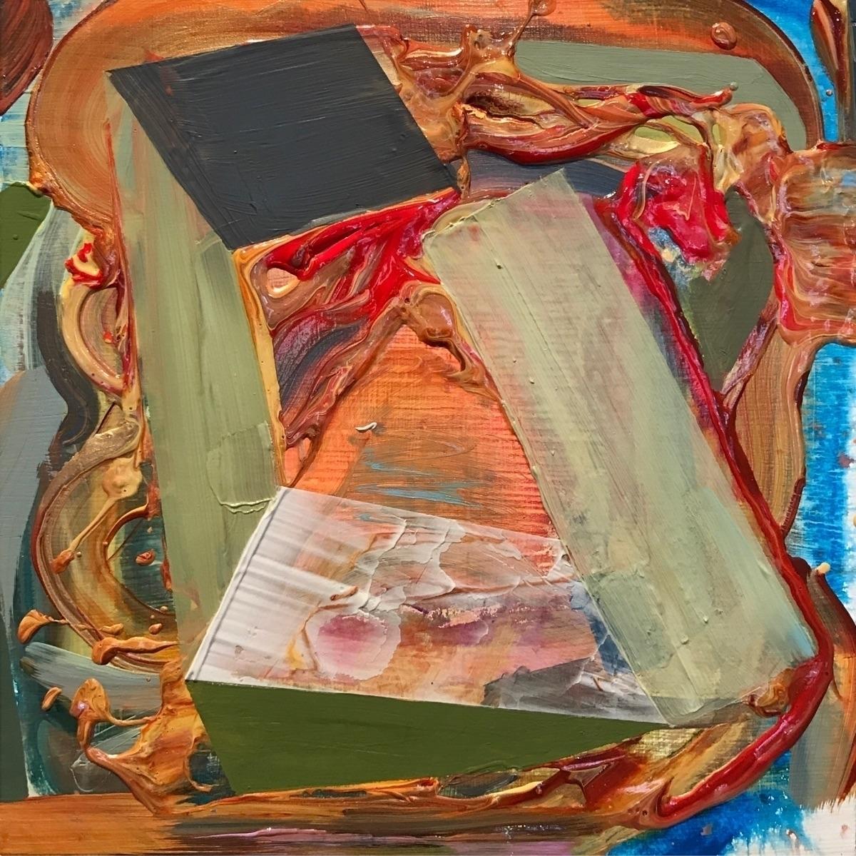 Small painting panel 9 9, 2017 - jennifferomaitz | ello