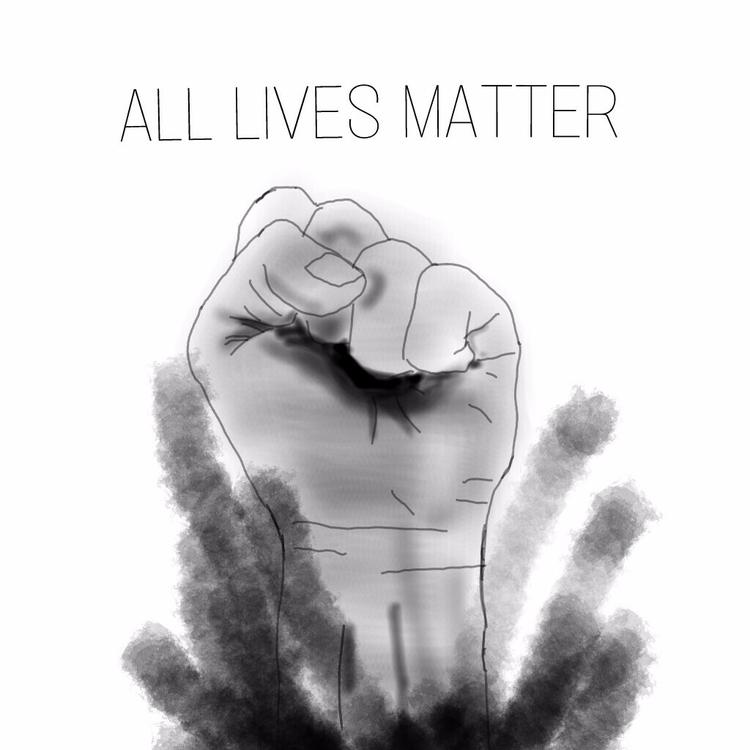 LIVES MATTER - art, digitalart, feminism - nadierivera | ello