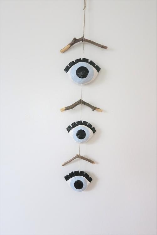 pale blue eyes mobile /paper ma - jikits | ello