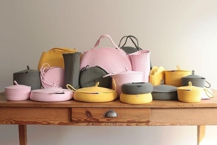 GUARDAR collection - baskets, cordón - amaramontes   ello