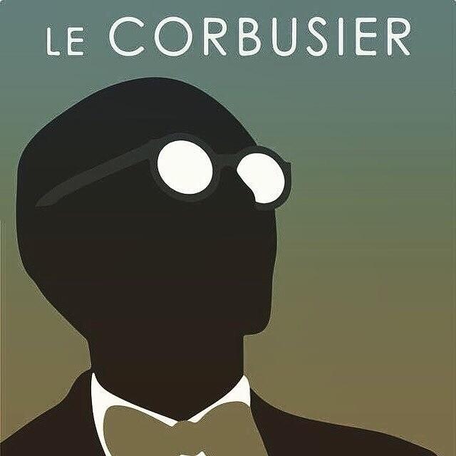 Le Corbusier Yousuf Karsh. plan - bauhaus-movement | ello
