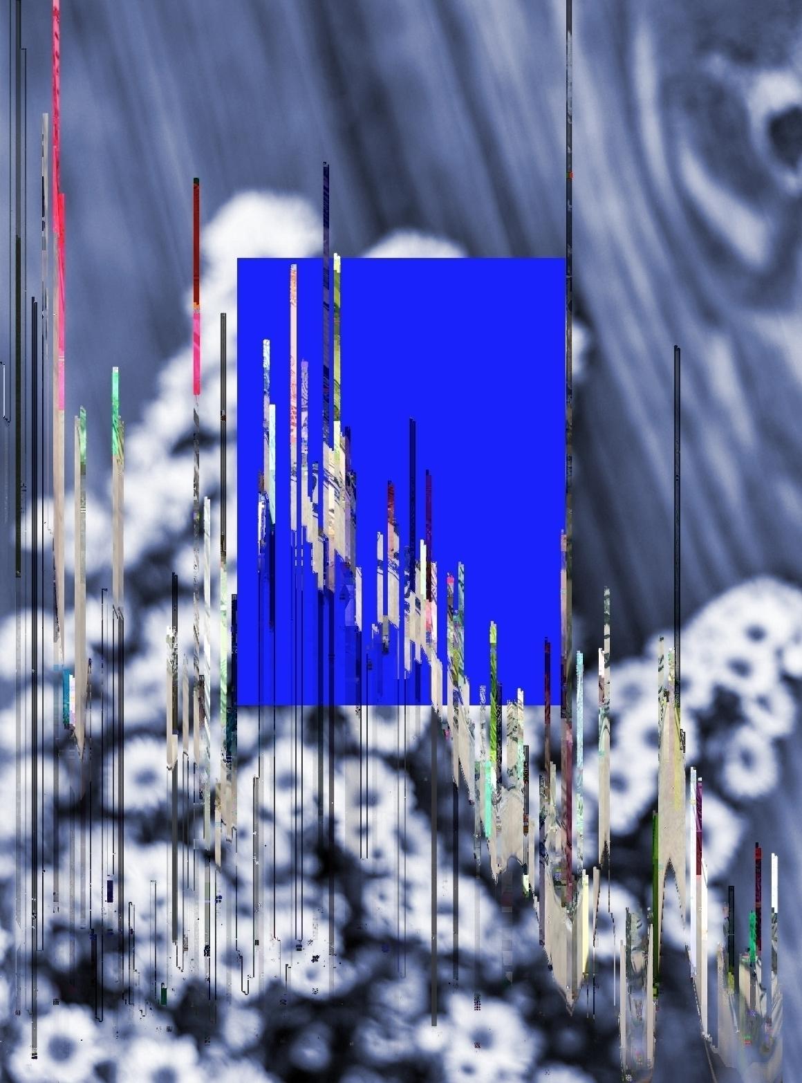 glitch, digital, collage, datamosh - dannyeigh | ello