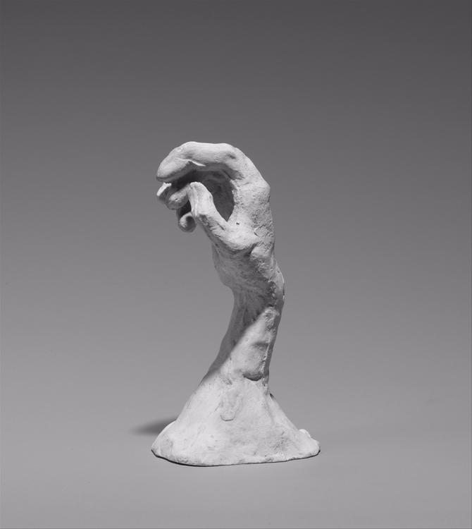 Hand Base, Auguste Rodin modele - billdomonkos | ello
