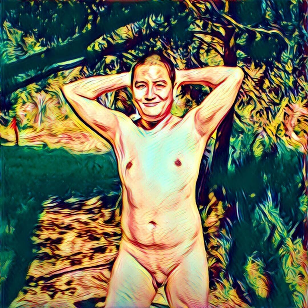 Aug 2015 Beach - Prisma, nudeart - nudeninja | ello