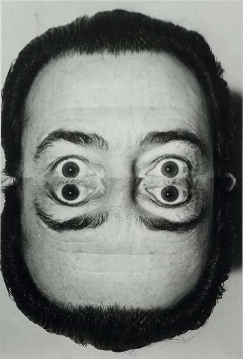 Dali image/photo weegee. - Shop - ohgoodgoods_mag | ello