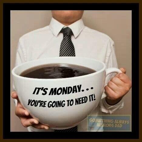 cup work - MondaysSuck - mklopez | ello