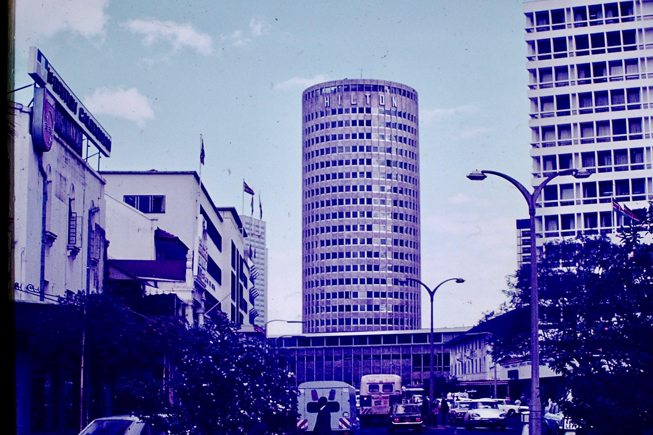 Photo; Nairobi, Kenya Hilton - foundphoto - marksusina | ello