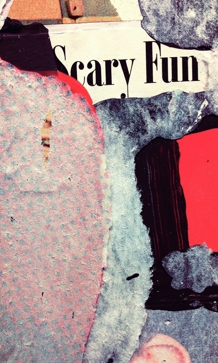 Scary fun series: POP MARXIST - collage - jkalamarz   ello