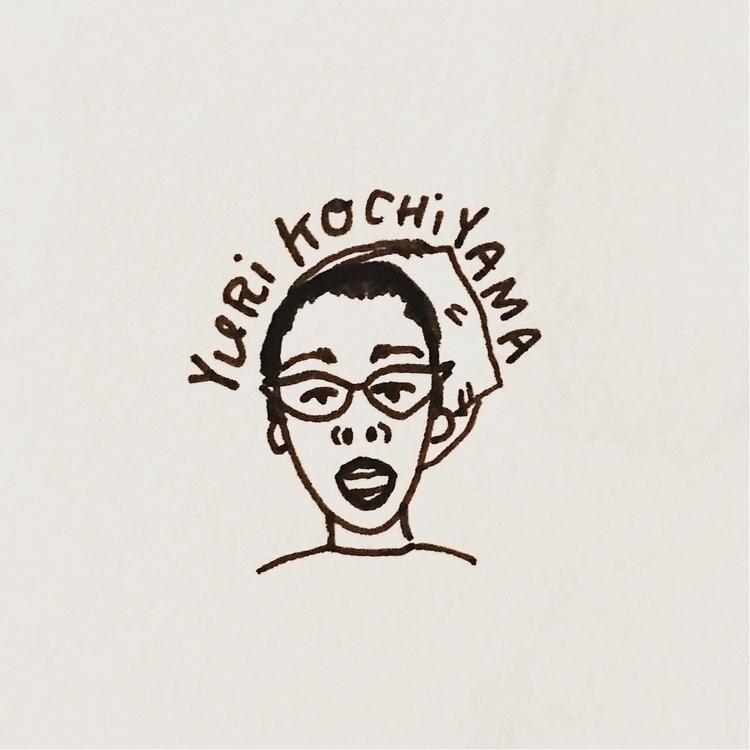 Daily Drawing - Yuri Kochiyama  - wawawawick | ello
