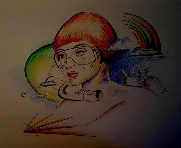 Alice Deep - rubywilde | ello
