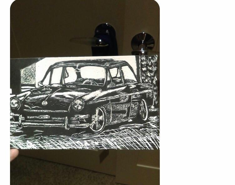 Volkswagen Fastback pieces dear - madelineinparis | ello