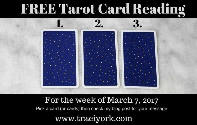 Tarot Tuesday! Pick card, head  - traciyork | ello