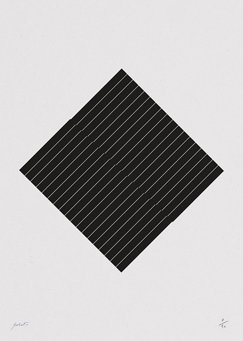 aligned, 2016 - painting, graphicdesign - iamsabato | ello