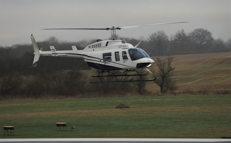 Billund Air Center approach 19  - ekvd | ello