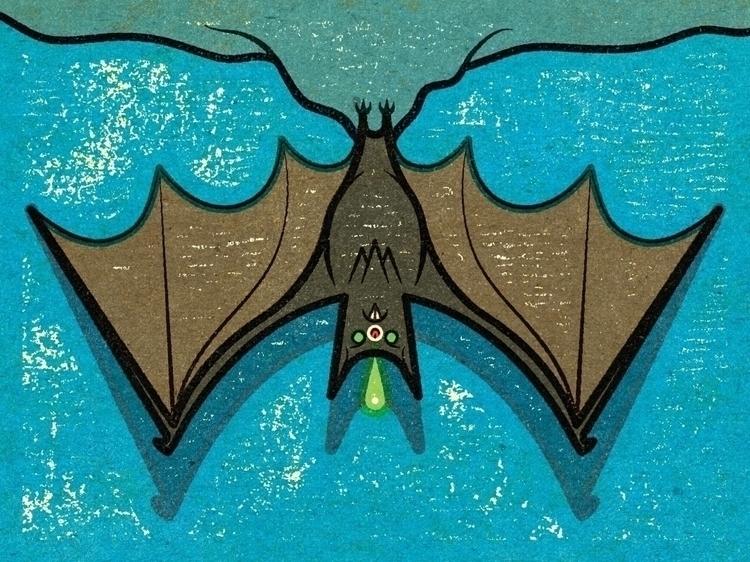 Bad News Bats! Alexei Vella - editorial - alexeivella | ello